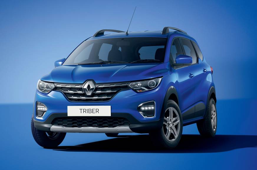 Renault Triber: Designs Overview
