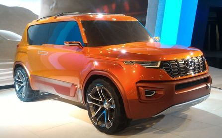 Upcoming- Hyundai Carlino