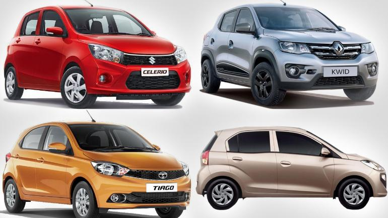 New 2018 Hyundai Santro VS Rivals: Price Compariso